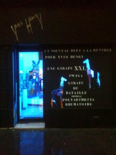 Atelier de Yves Henry